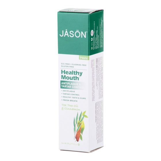 Zubná pasta Healthy Mouth 119 g   JASON