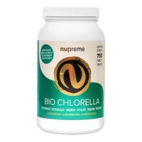 Chlorella 750 tabliet 150 g BIO   NUPREME
